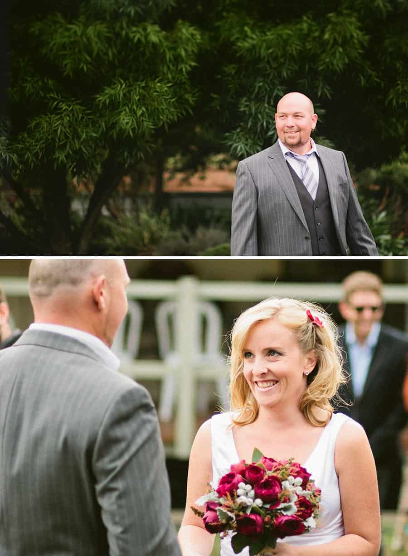 Haley & Rus Wedding - First Glance