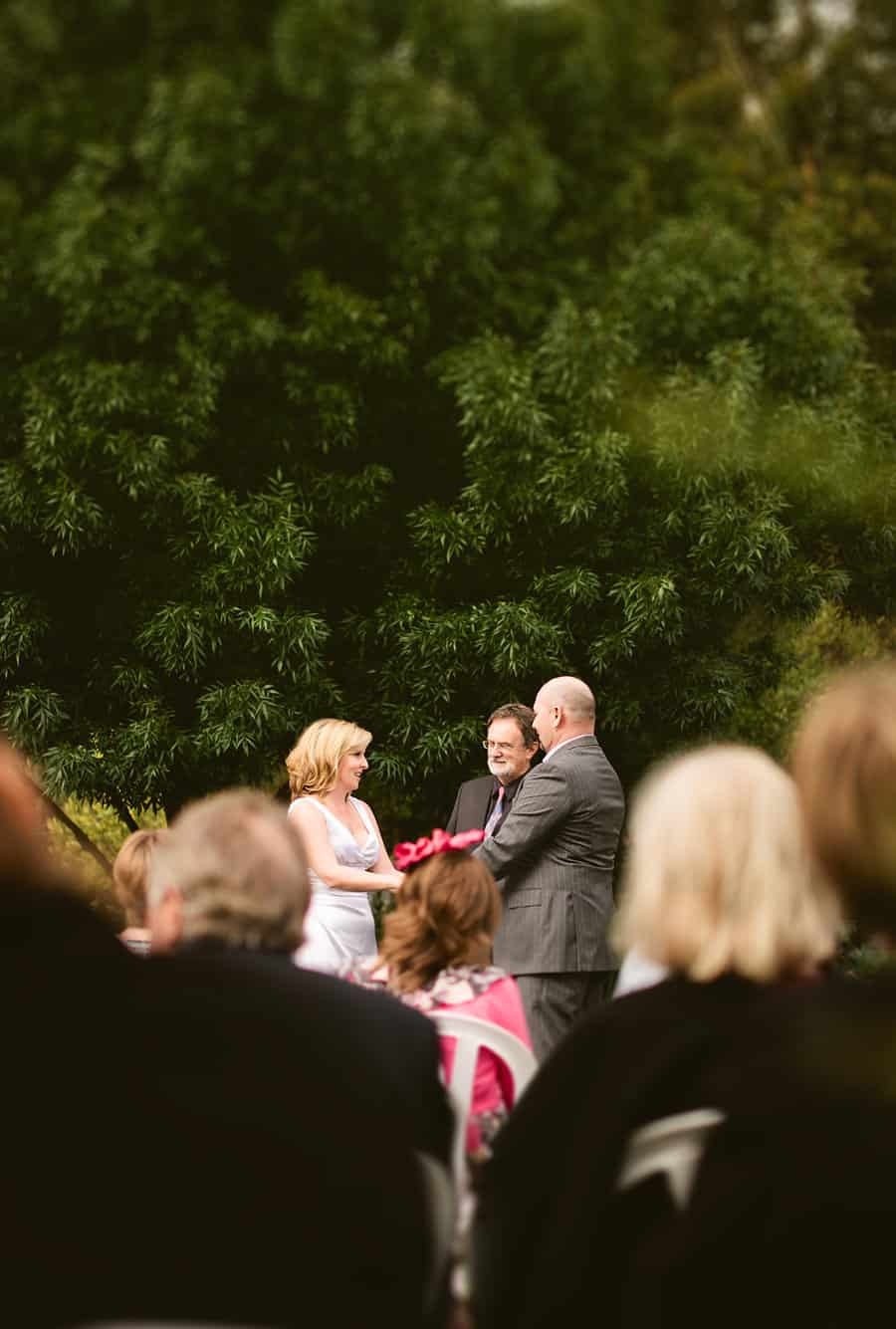 Haley & Rus Wedding - Ceremony