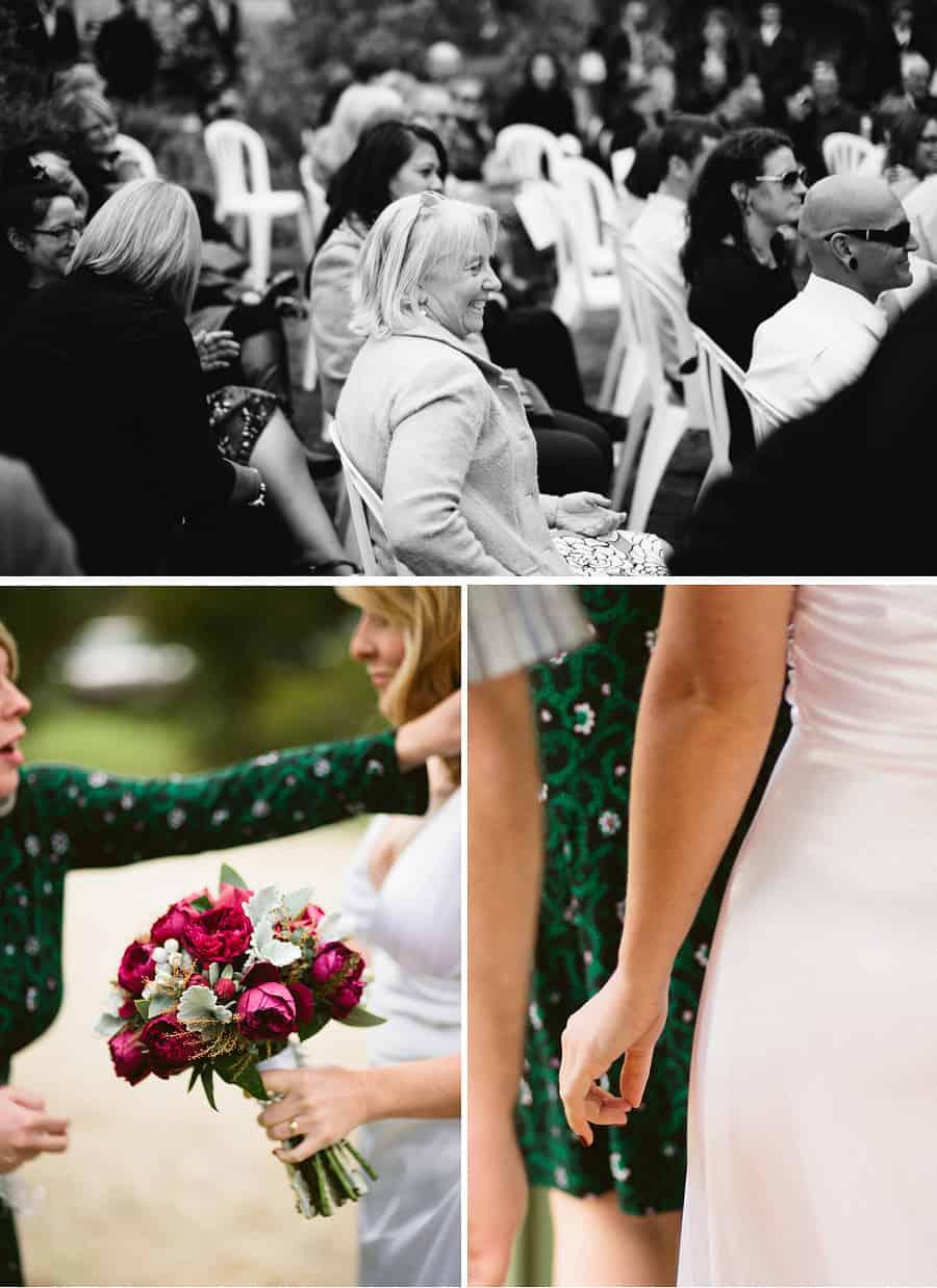 Haley & Rus Wedding - Arrival
