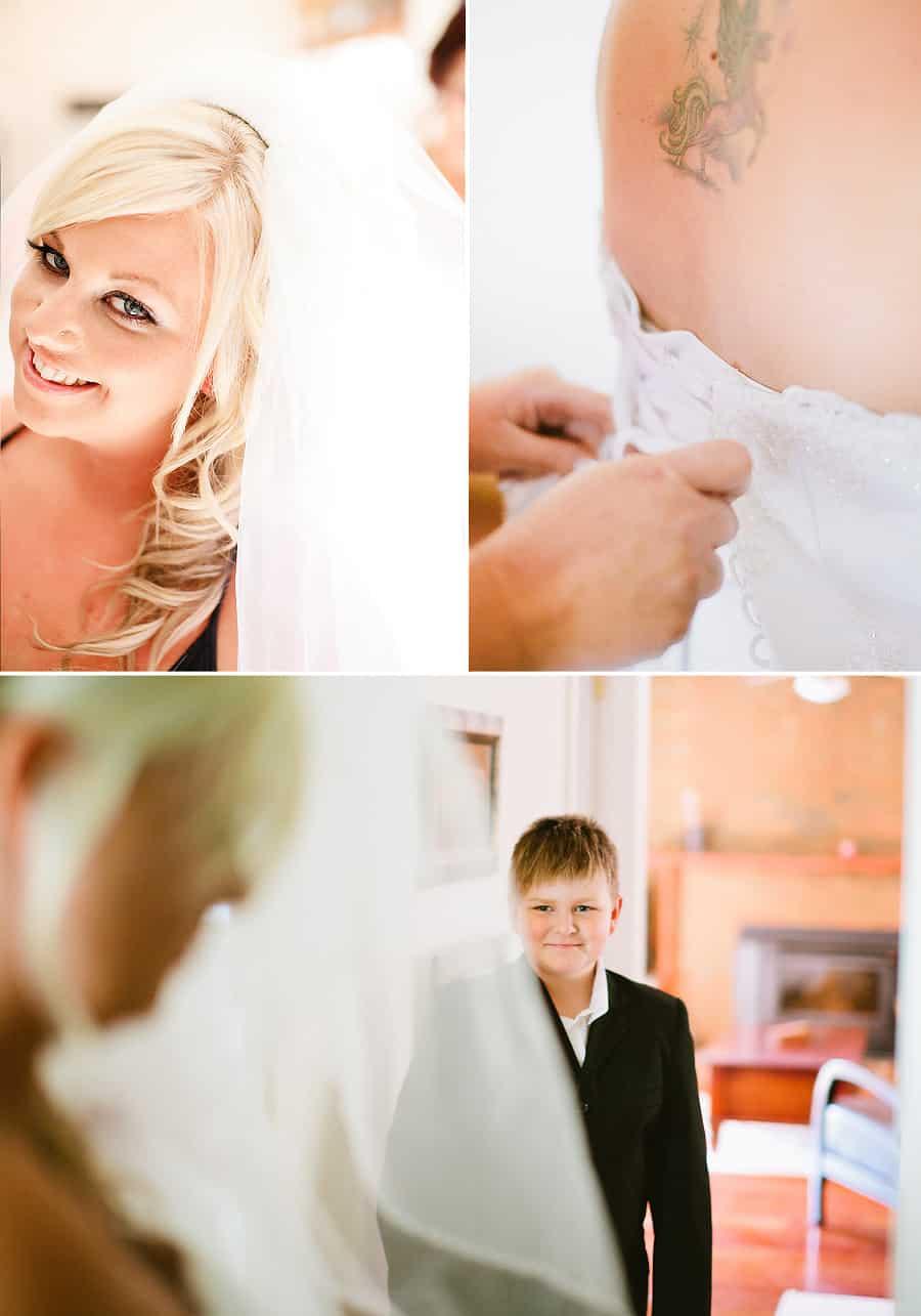 Getting Ready - Hair & Makeup 6 - Catheryn & Mick's Wedding