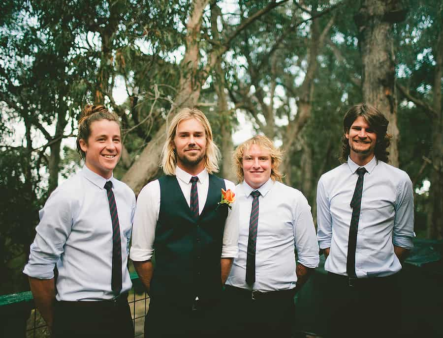 Grant & The Groomsmen 3