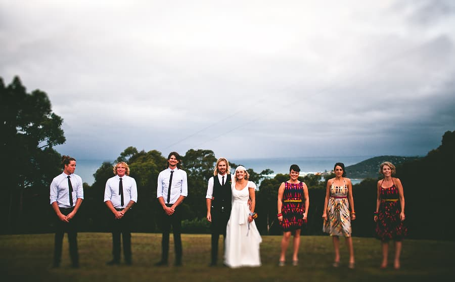Grant & Natalie - Bridal Party