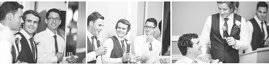 Groomsmen Speeches - James & Lauren's Wedding