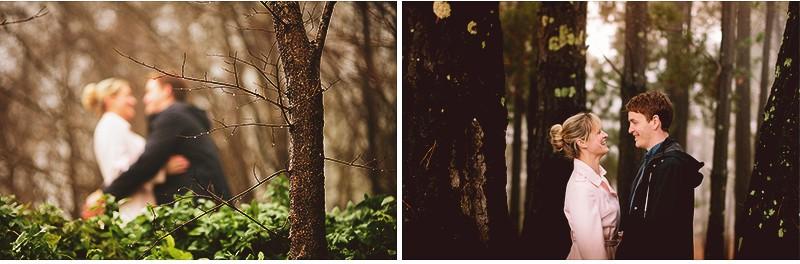 Simone & Brad | Couple Shoot | Gardens of Convent Gallery, Daylesford