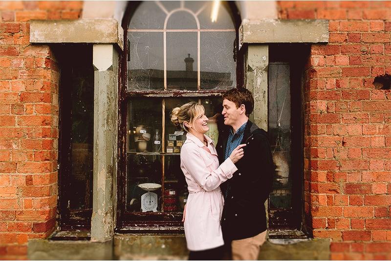 Simone & Brad | Couple Shoot | The Streets of Daylesford 3