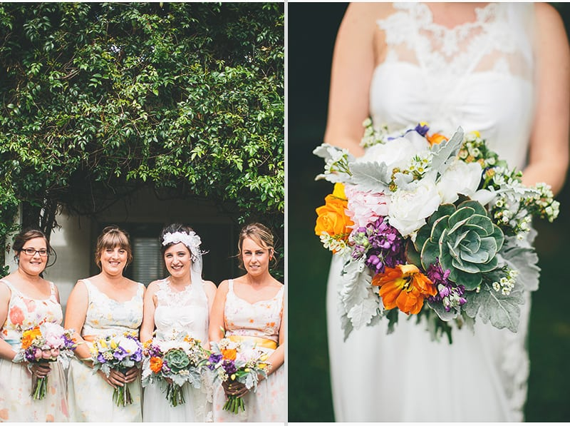 Emma and Bridesmaids