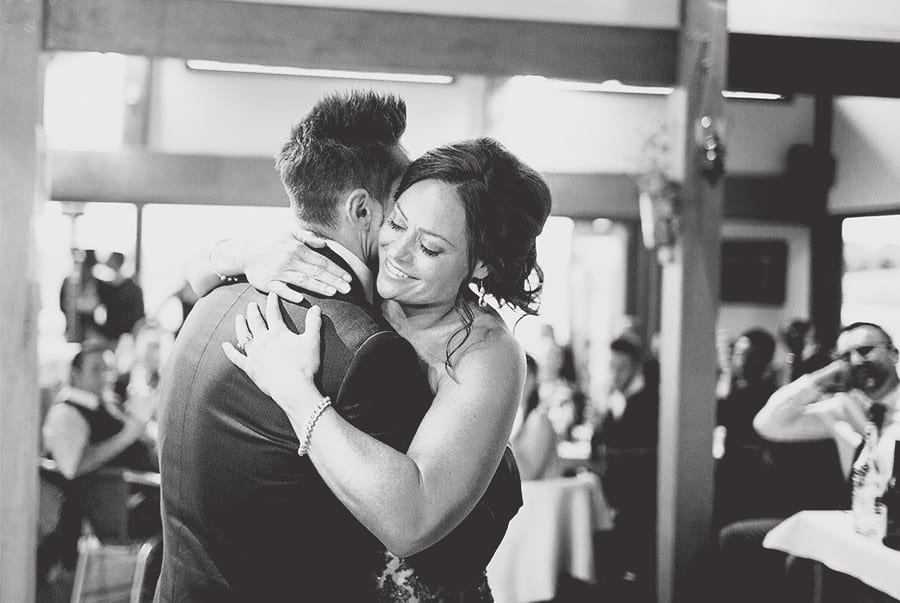 Macedon Ranges Wedding Photography - First Dance