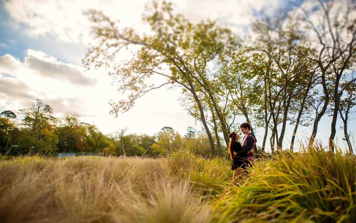 Wedding Photography - Autumn Photoshoot at Lake Wendouree