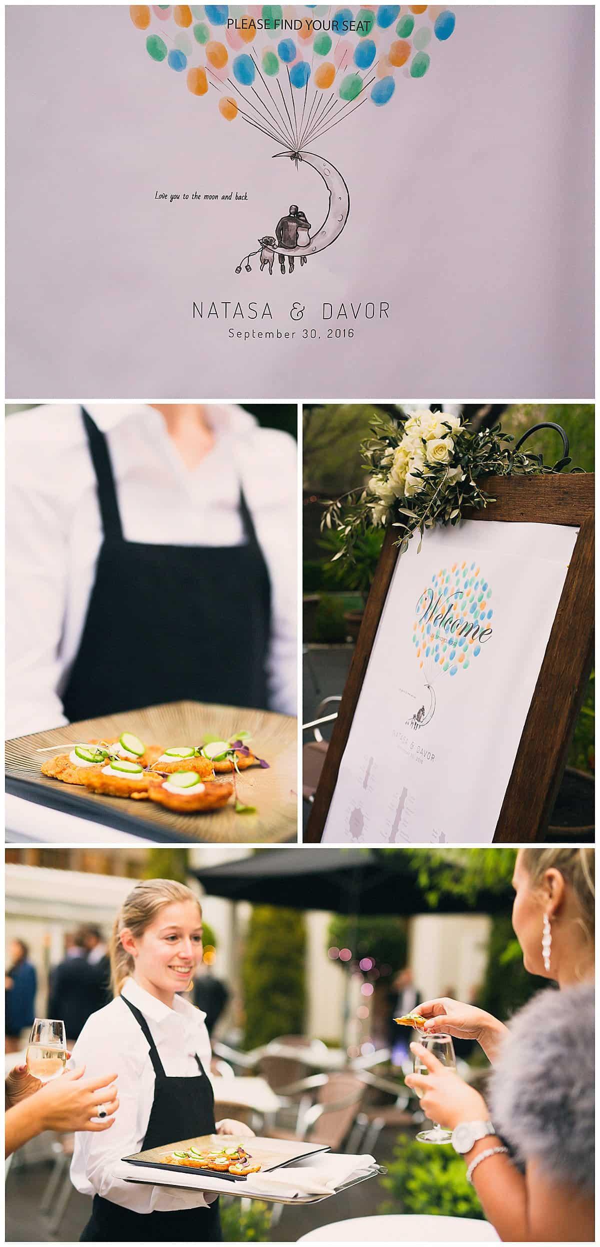 Hacking Creative Wedding Photography - The Willows Wedding Reception, Melbourne