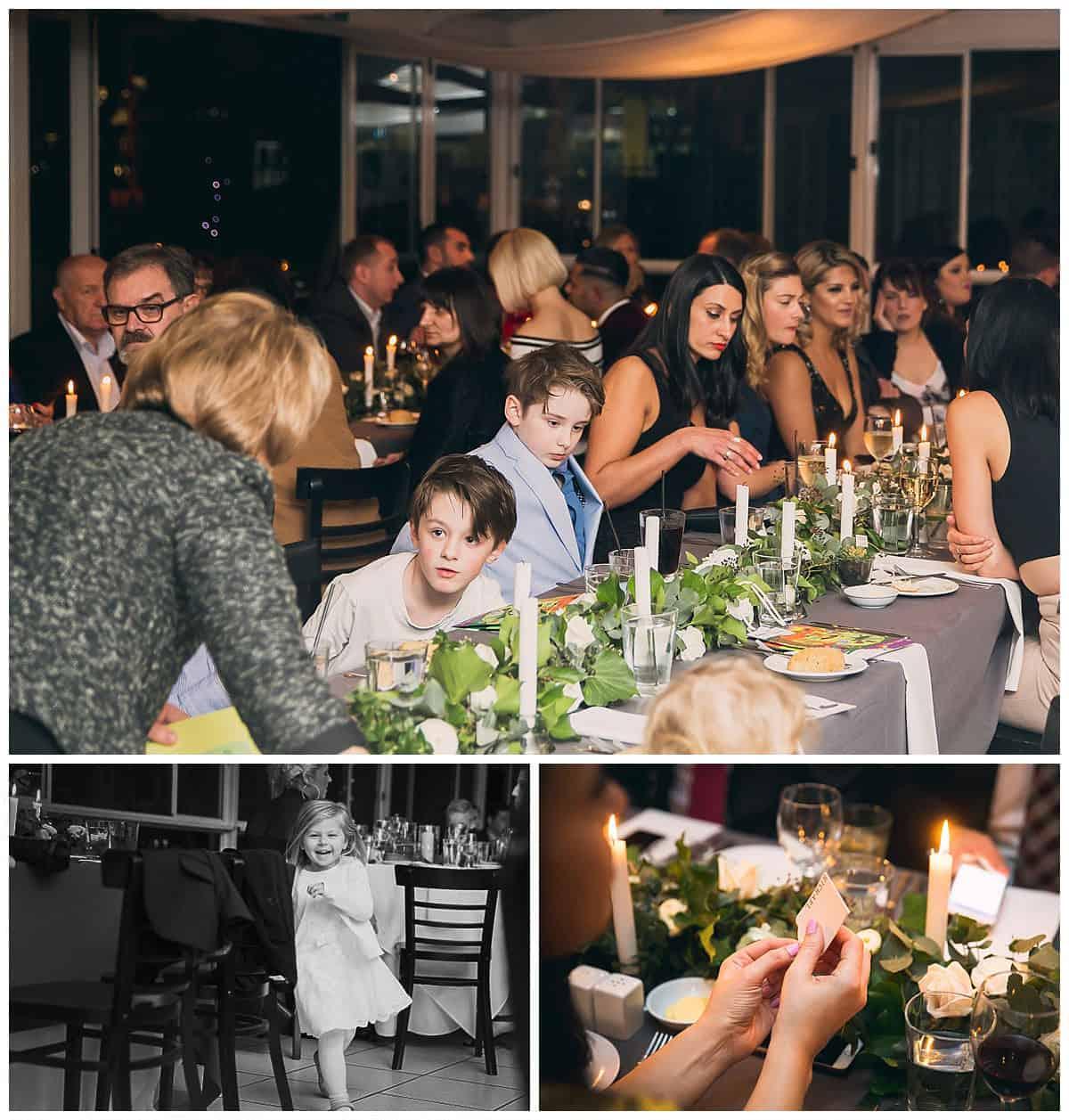 Natasa & Davor's Wedding Reception at the WIillows