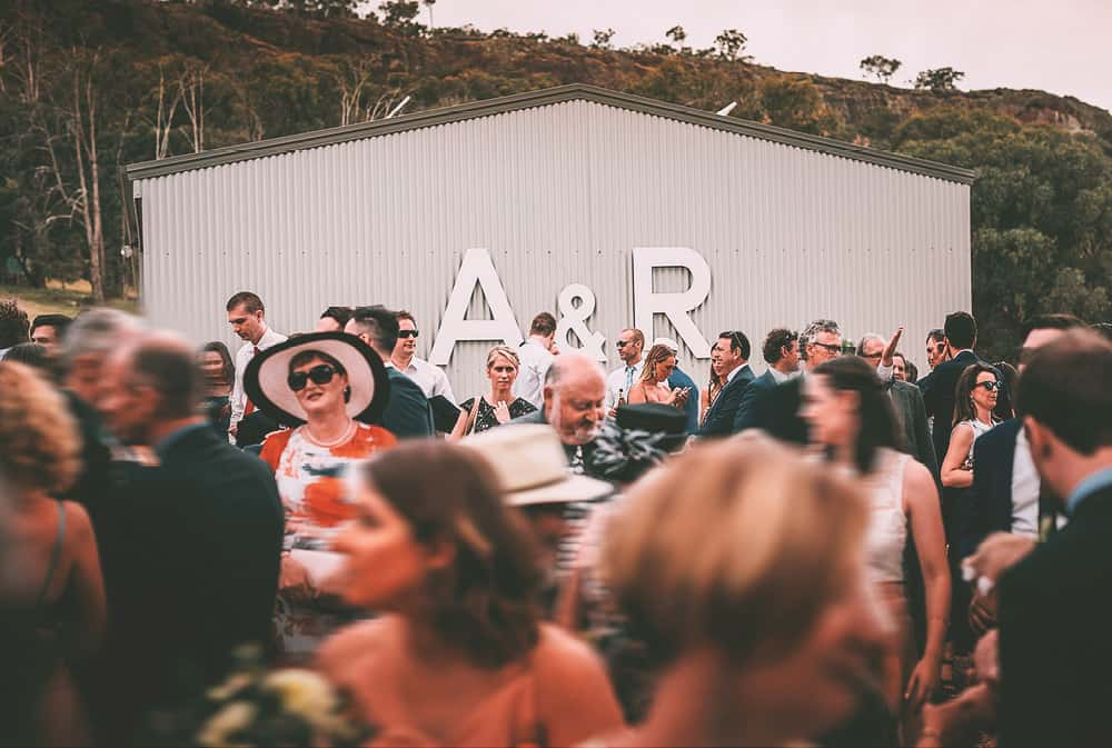 Andy & Ruth - Country Wedding, Mansfield Victoria