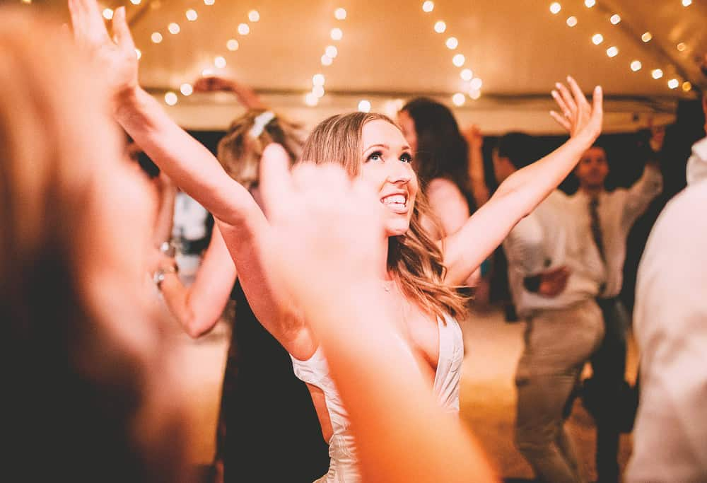 Bride on the Dancefloor, Mansfield Wedding Victoria